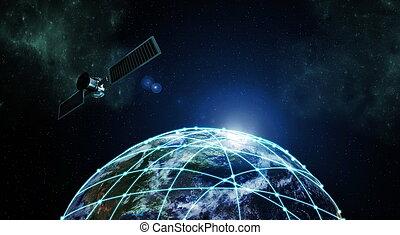 Internet-Informationstechnologie.