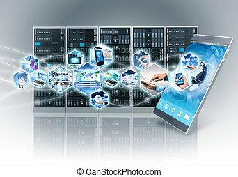 Internet und Informationstechnologie.