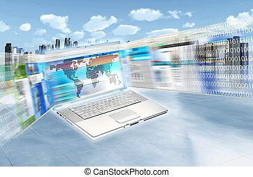 Internet und Informationstechnologie