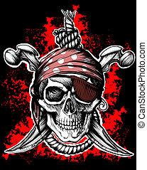 Jolly roger, Piratensymbol