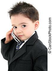 junge kind, cellphone