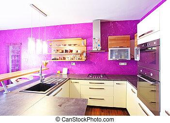 Küche - Innen