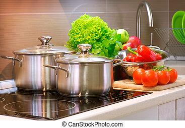 Küche, Küche. Diät