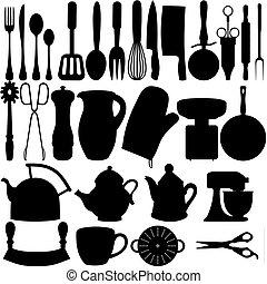 Küchengegenstände