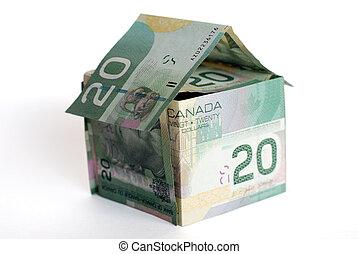 kanadisches Geldhaus