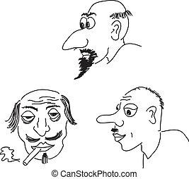 Karikaturporträts