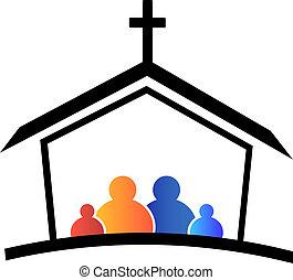 Kirchenfamilien-Logo