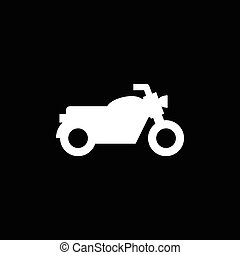 Klassische Motorrad-Ikone