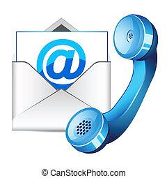 Kontaktieren Sie uns Icon