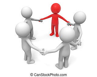 Kooperation, Partner, Team