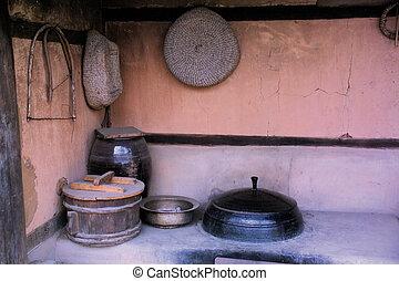 koreanische Tradition