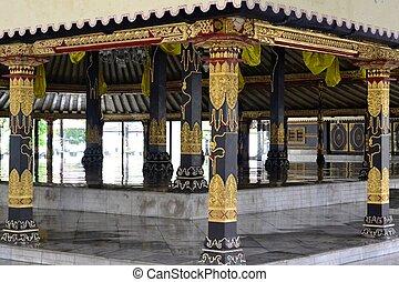 Kraton Palace Jojakarta.