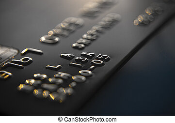 kreditkarte, bankwesen