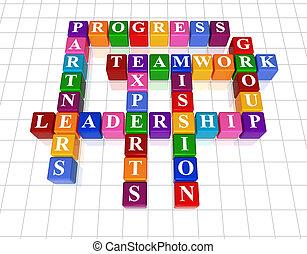 Kreuzworträtsel 21 - Führung