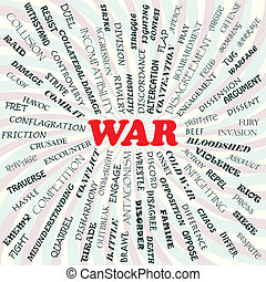 Krieg.