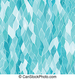 Kristallklares Muster