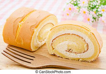 kuchen, roll., vanille