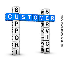 Kundendienst und Unterstützung