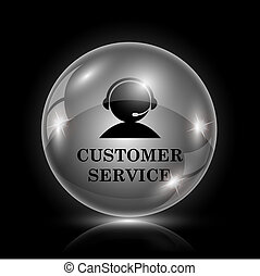 Kundenservice Icon.