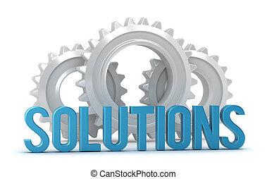 Lösungen mit Krügen