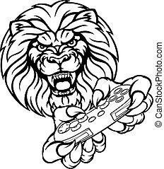 Löwenmakkottchen.