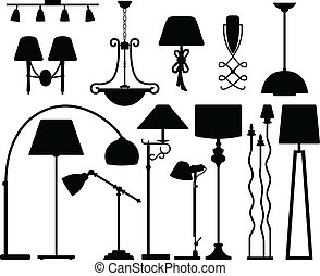 Lamp Design für die Deckenwand