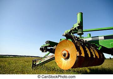 landwirtschaft, maschinerie