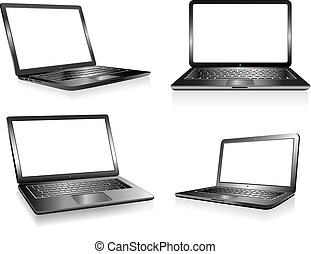 Laptop PC Computer, Notebook,