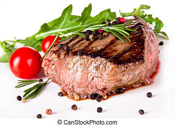 Leckeres Steak