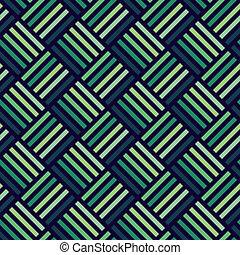 Leichtes Muster mit bunten Streifen, Vektor illustriert