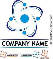 Logo Atomkraftwerk