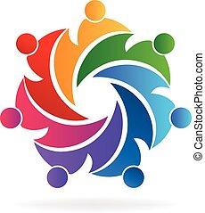 Logo Teamwork Gewerkschafter.