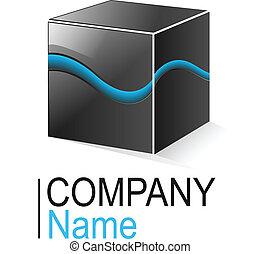 logo, würfel