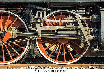 Lokomotive.