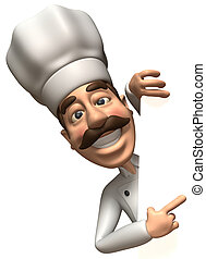 Lustiger Koch
