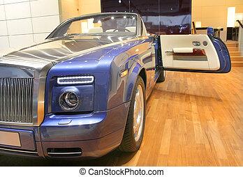 Luxus Cabrio