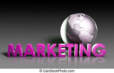 marketing, global