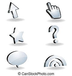 Maus Cursor Icons.
