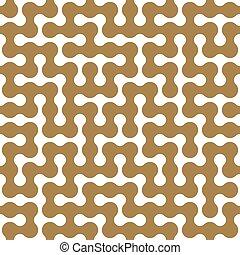 Maze. Nahtlose Muster. Vector Illustration.