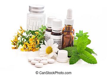 medizinprodukt, alternative