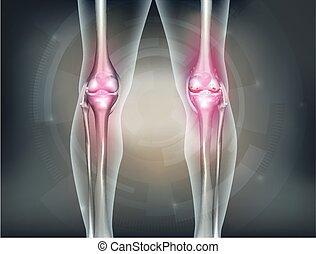 Menschliche Beine