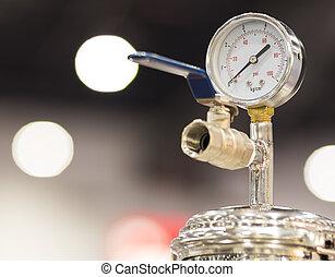 messen, messgerät, wählscheibe, luftdruck