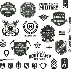Militärmarken