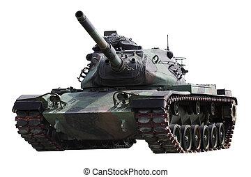 Militärtank