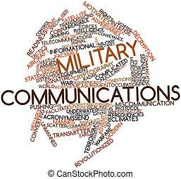 militaer, kommunikation