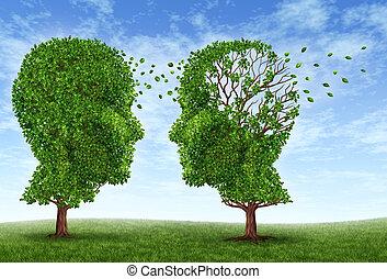 Mit Alzheimer zu leben