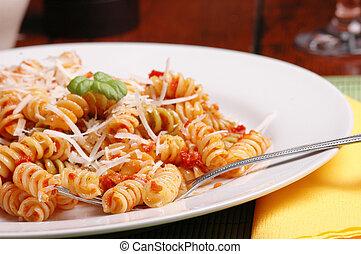 mittagstisch, italienesche