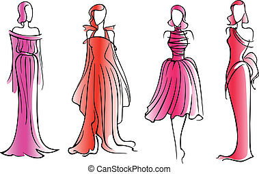 Modemodelle.