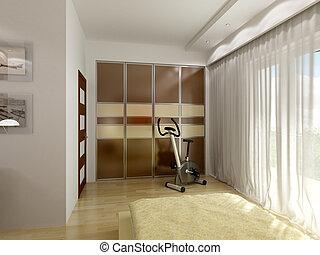 Modernes Interieur.
