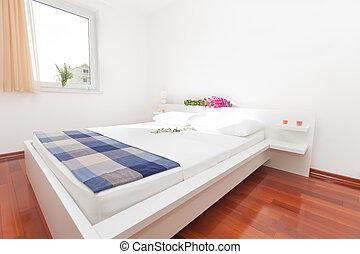 Modernes Schlafzimmer.